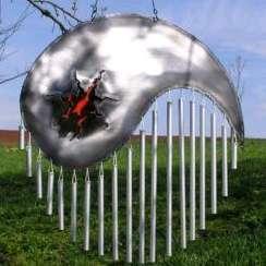 Be filzt meine link liste for Metallskulpturen garten